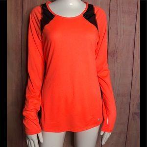 Nike DRI-FIT woman long sleeve top size M
